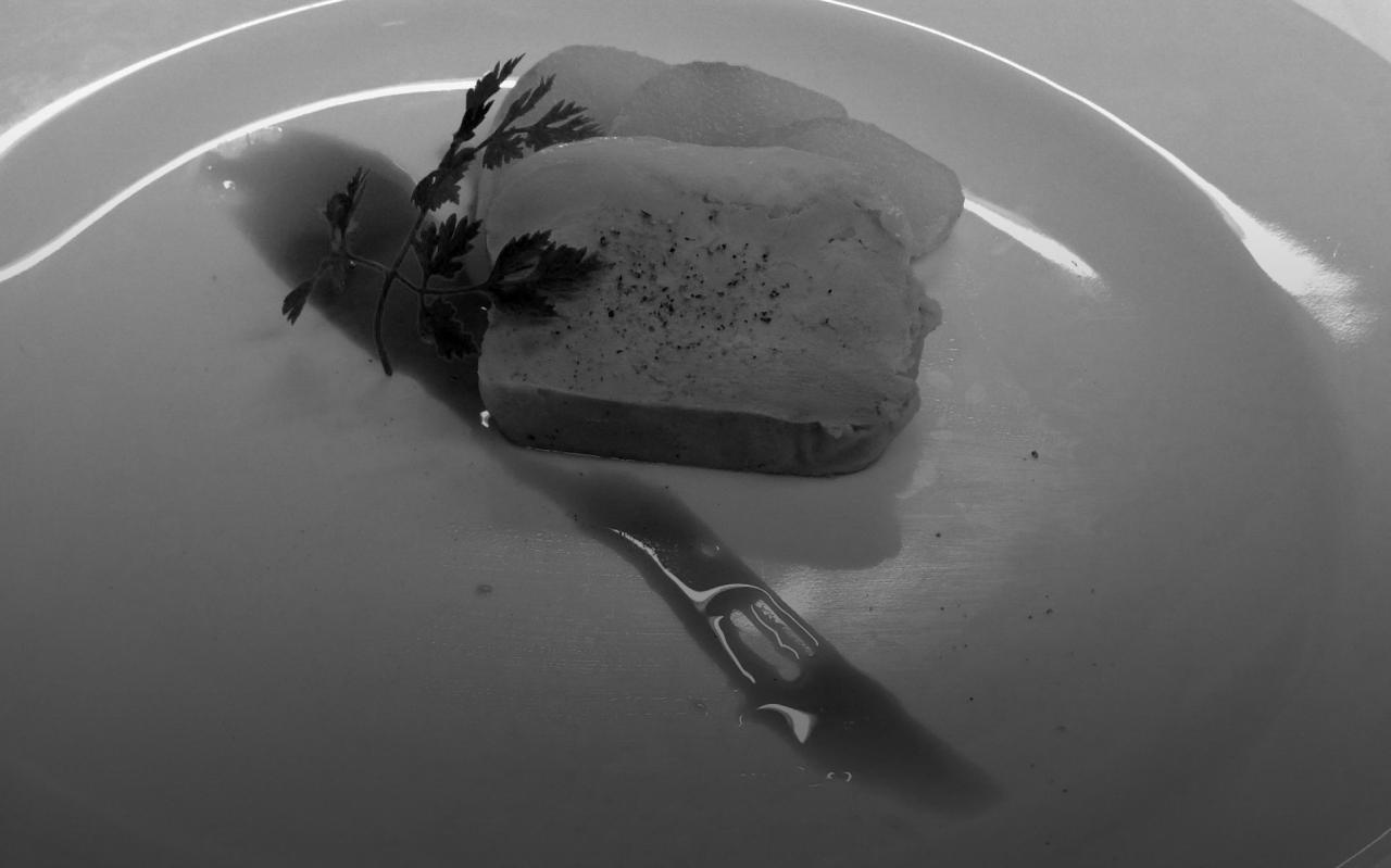 foie gras au naturel