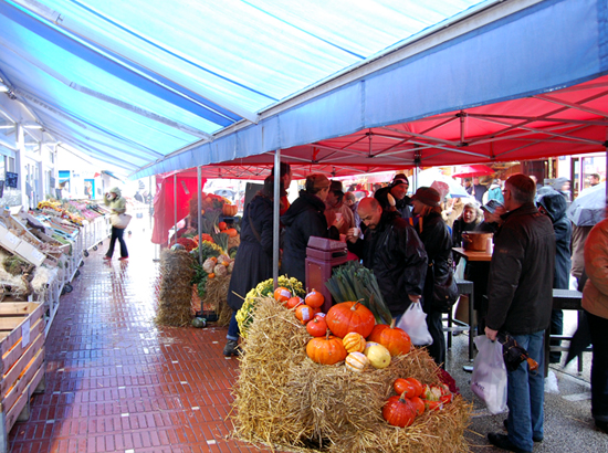 01/11/08 - Dégustation de soupes au Touquet