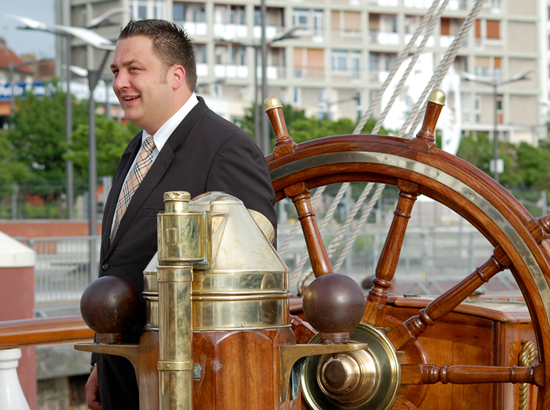 07/06/10 - Cocktail dînatoire à bord du Belem, Boulogne-sur-mer