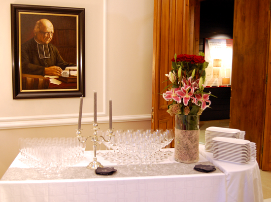 29/09/10 - Cocktail dînatoire à Hardelot