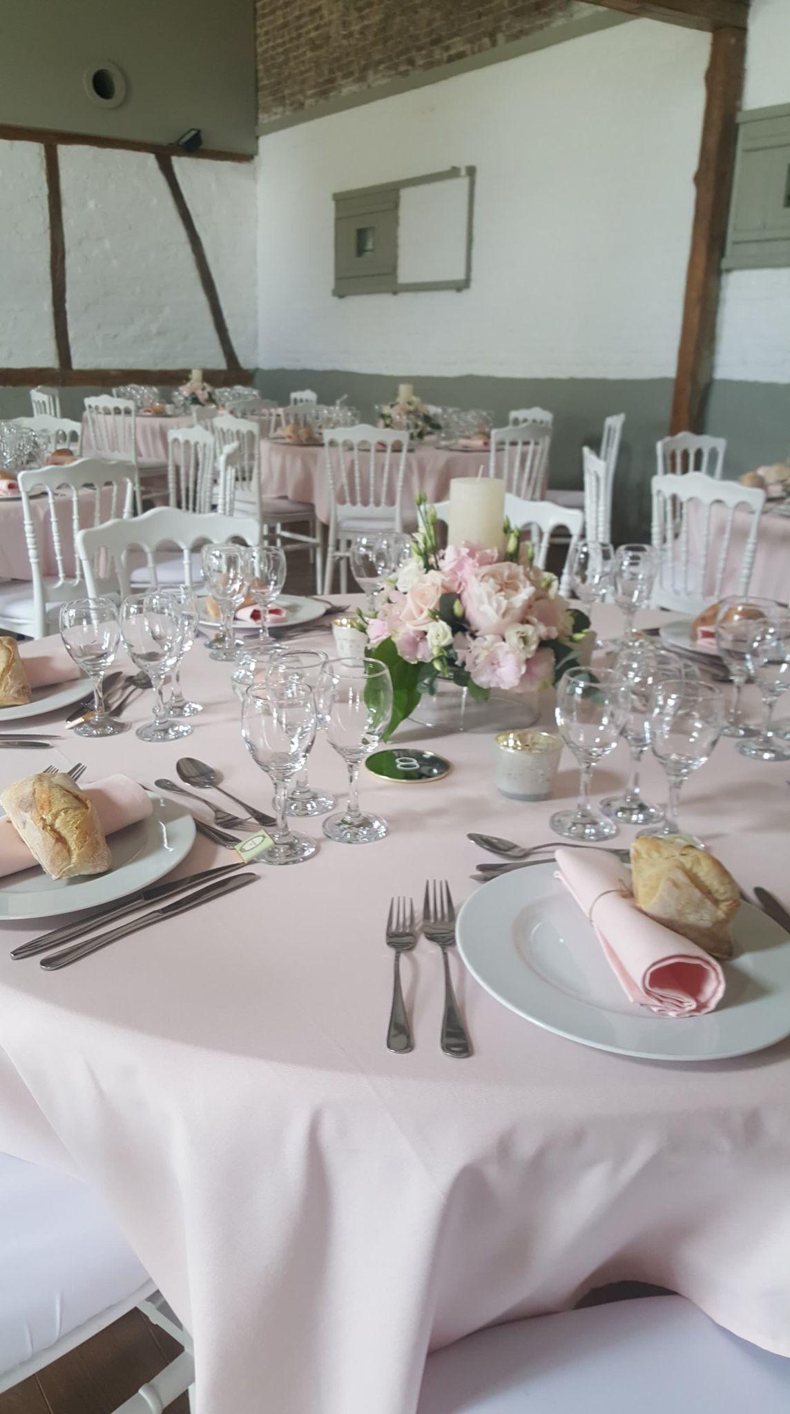 Les thurel repas de mariage
