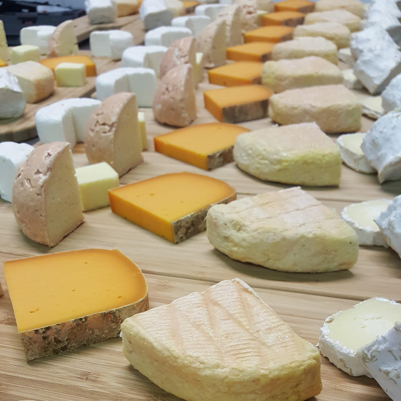 Plateau de fromage de chez philippe olivier 1