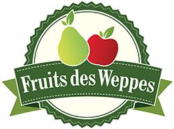 Logo fruits des weppes
